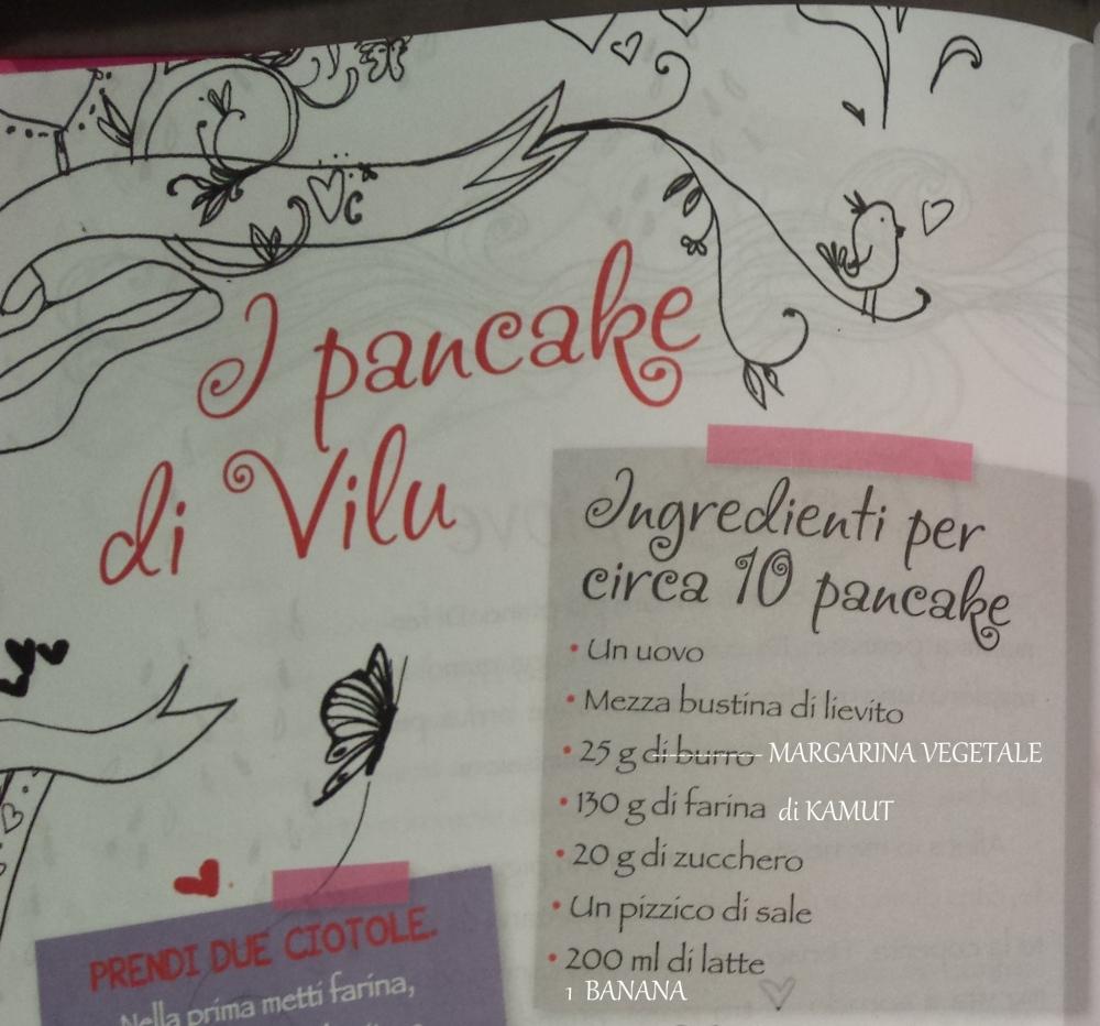 I Pancake di Vilu ... con il tocco di mamma! (3/6)