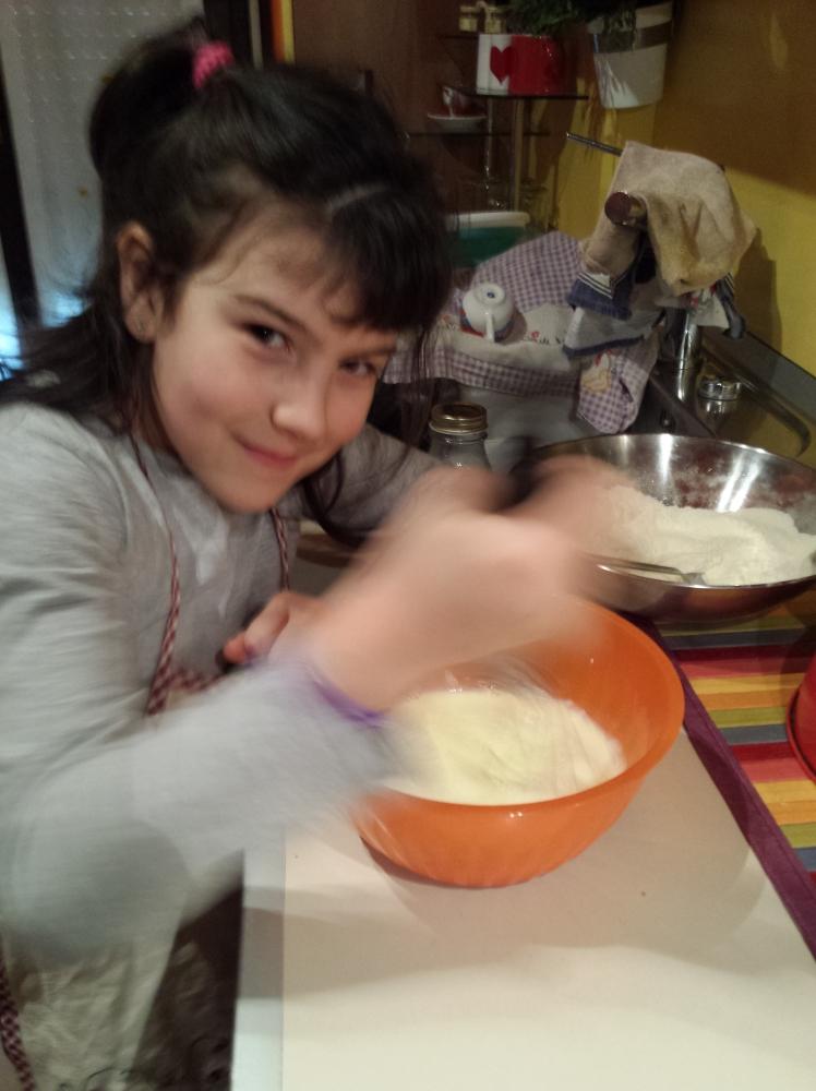 I Pancake di Vilu ... con il tocco di mamma! (4/6)