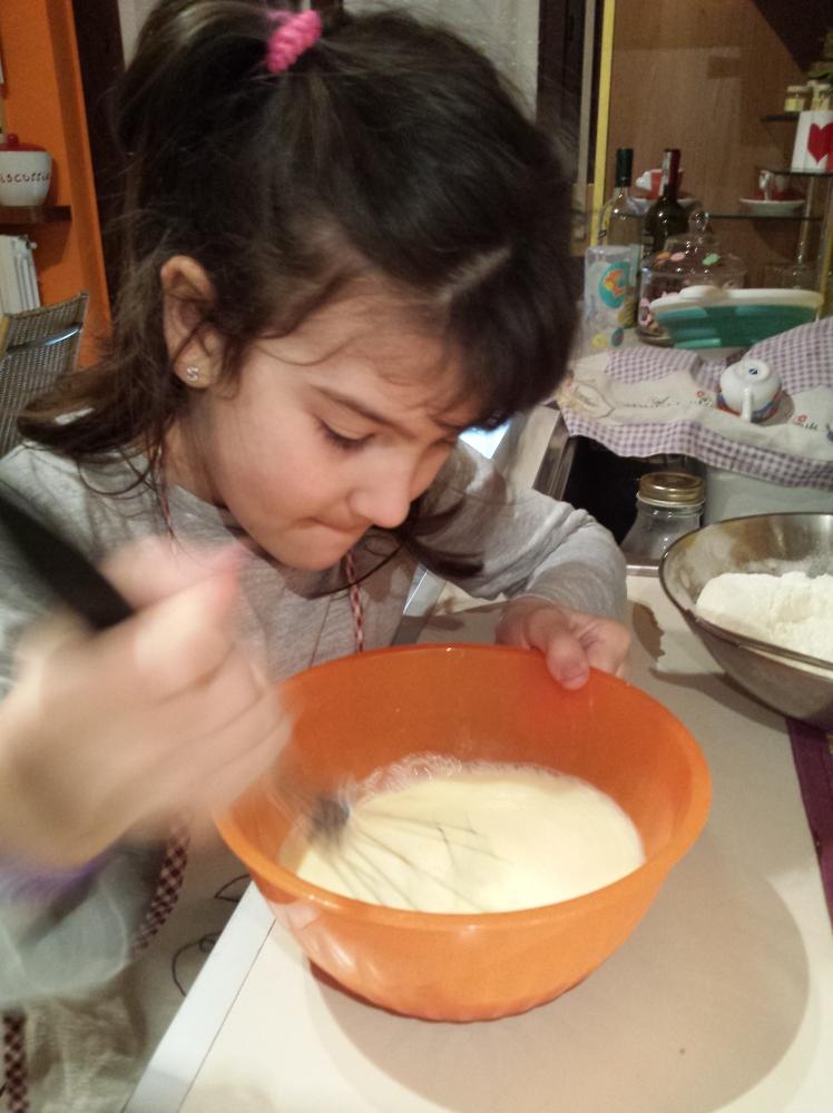 I Pancake di Vilu ... con il tocco di mamma! (5/6)