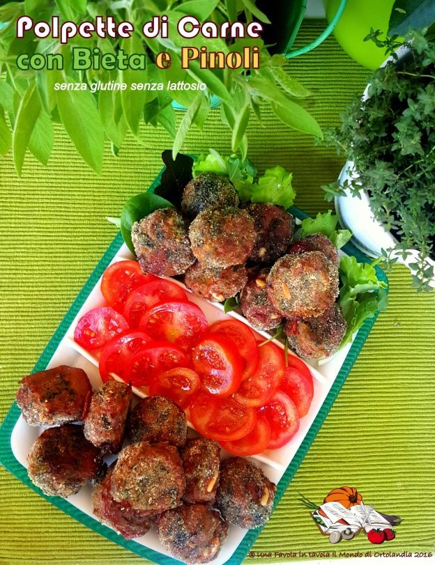 polpette di carne con bieta e pinoli: oggi cucina la ciurma | una ... - Cucinare Bieta